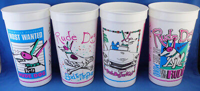 4,'88 Rude Dog,7-Eleven,7-11 Big Gulp Cup,surf Club,most Wanted,bad To The Bone