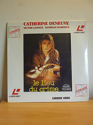 Le Lieu Du Crime * Andre Techine * Deneuve V F