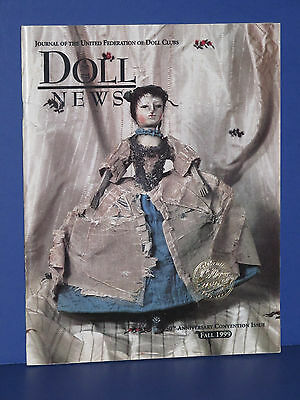 UFDC Doll News Fall 1999 NEW Condition!