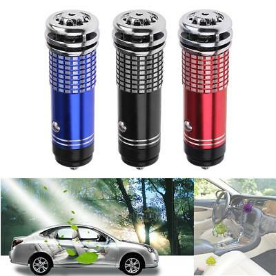 Universal Mini Portable Auto Car Fresh Air Purifier Freshener Oxygen Bar Cleaner