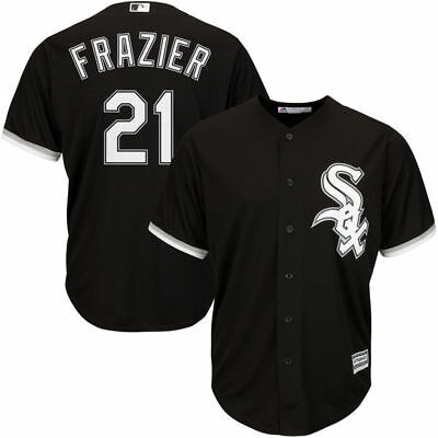BNWT Todd Frazier Chicago White Sox Majestic Cool Base MLB jersey Baseball Shirt
