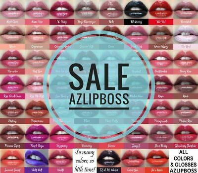 LipSense COLOR 💋 Liquid Lipstick or GLOSS New & Sealed 💋 Huge Clearance SALE