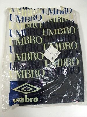 "Vintage Nottingham Forest 1990s UMBRO SHORTS Boys Youths 24"" BNWT OG Unopened"