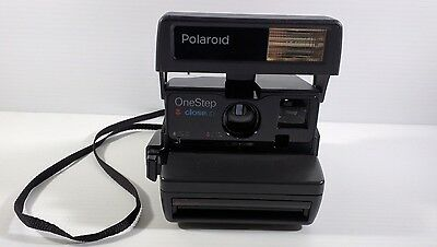 Polaroid One Step Close Up Instant Camera Film Tested
