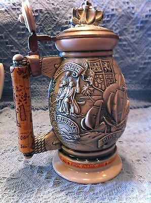 "Nos 1997 Avon ""christopher Columbus New World"" Stein"