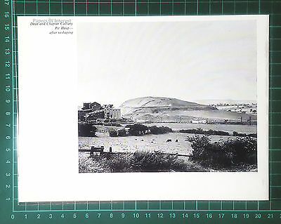 C4671) Dean & Chapter Collery Pit Heap  - c.1960s Cutting