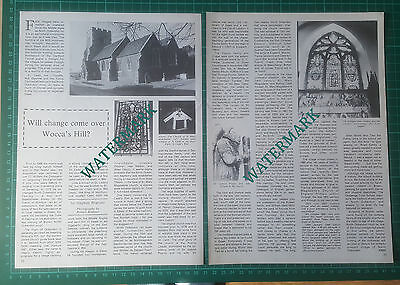 (1465) North Ockenden Essex  - 1983 Article
