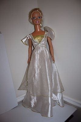 """My Size  38""""  Barbie with Original Gown, No Wings Mattel, Inc. 1992"""