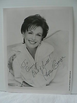Phyllis George Miss America 1971 *  Autograph Hand Signed * 8'' X 10'' Photo