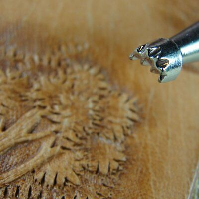 Craft Japan - #F922 Figure Carving Stamp (Leather Stamping Tool)
