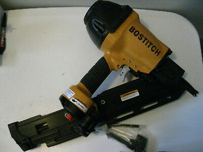 BOSTITCH F33PT 33-Degree Paper Tape Framing Nailer / Metal Connector Nailer