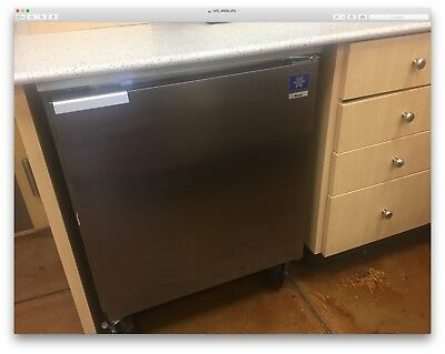 McCall's Undercounter Freezer with Casters