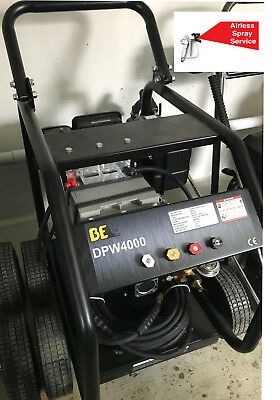 Bar Diesel Pressure Cleaner - 10Hp Eng - Direct Drive - Brand New -Free Shipping