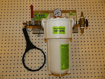 Selecto IC-600 Water Filtration System Fountain Ice Soda (No Box)