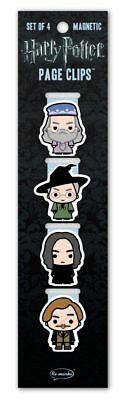Re-marks Harry Potter Chibi Professors Magnetic Page Clips