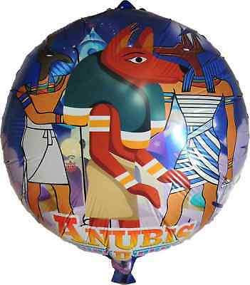 Anubis Egyptian God Balloon Ancient Egypt Party Decor Birthday Party Supplies