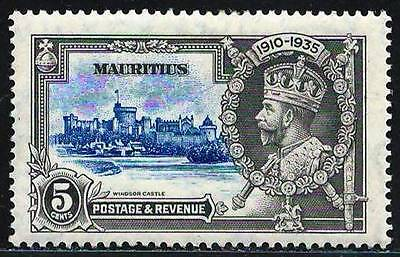 MAURITIUS GB 1935 Very Fine MLH Stamps Scott # 204