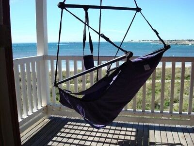 Hammaka Hanging Hammock Chair  Including                   (Free Hanging Spring)