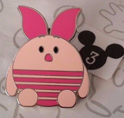 Piglet Magical Mystery Series 7 Winnie the Pooh Baby Round Disney Pin 102422