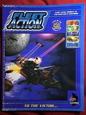 Babylon 5 Fleet Action - To the Victor... - Agents of Gaming - NEW