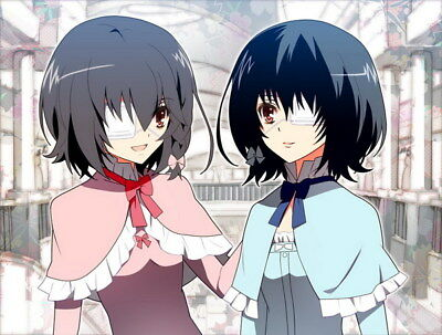 """024 Another - Misaki Doll Ghost Japan Anime 18""""x14"""" Poster"""