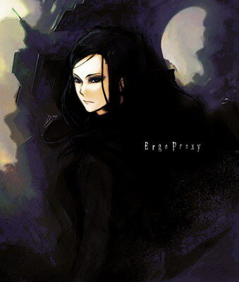 """043 Ergo Proxy - Science Fiction Fight Action Japan Anime 14""""x16"""" Poster"""