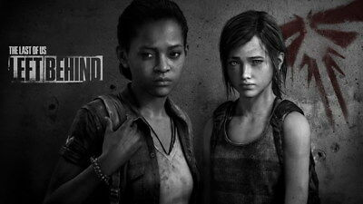 """043 The Last of Us - Zombie Survival Horror Action TV Game 24""""x14"""" Poster"""