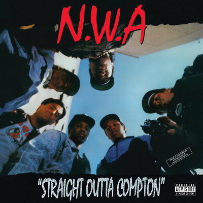 "025 Straight Outta Compton - Ice Cube MC Ren HIPHOP Moive14""x14"" Poster"