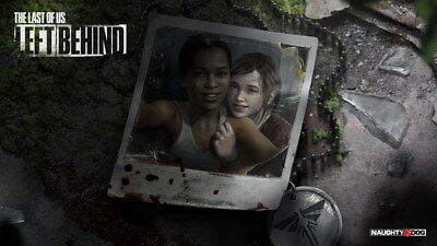 """038 The Last of Us - Zombie Survival Horror Action TV Game 42""""x24"""" Poster"""