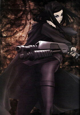 """044 Ergo Proxy - Science Fiction Fight Action Japan Anime 24""""x34"""" Poster"""
