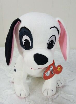 "Disney 101 Dalmatians 12"" Plush Stuffed Animal Dog Spot Kohl's Cares Patch"