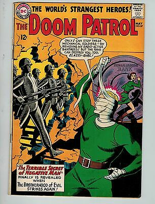 The Doom Patrol #87 (May 1964, DC)! FN5.5-! Silver age DC beauty! CHECK IT OUT!