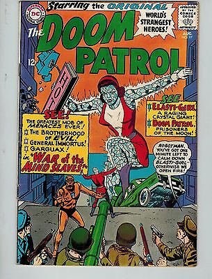 The Doom Patrol #97 (Aug 1965, DC)! VG/FN5.0+! Silver age DC beauty! Take a look