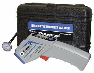 Mastercool 52224-A-SP Gray Infrared Thermometer with Laser