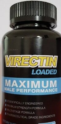 Virectin Loaded (60Caps) - Fitness/health/ Stamina -  And Free Gift 🎁