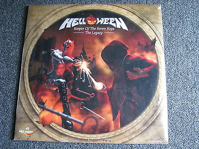 Helloween-Keeper of the Seven Keys-The Legacy-2005 Kalender-Calendar ARA Edition