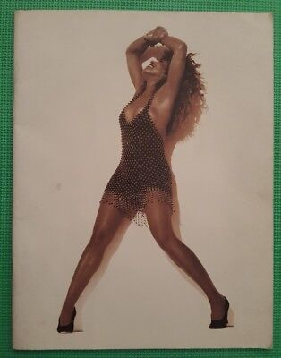 Tina Turner Foreign Affair World Tour 1990 Official Program