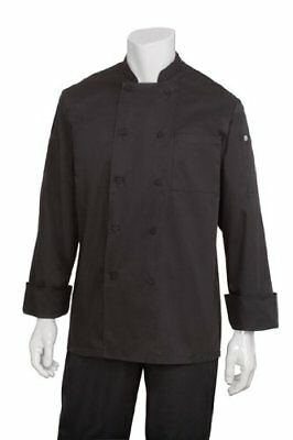 Chef Works Men's Calgary Cool Vent Chef Coat JLLS