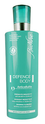 BIONIKE LINEA ANTICELLULITE DEFENCE BODY DRENANTE RIDUCENTE 400ml
