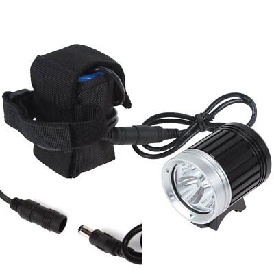 MTB Road Bike Bicycle 3600LM Front Light Headlamp for CREE XML T6 LED Waterproof