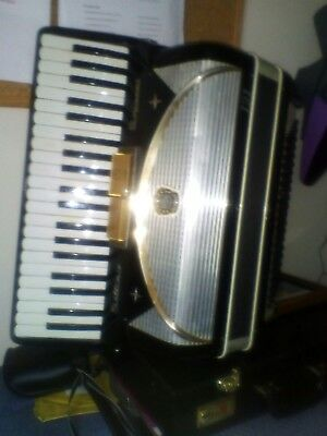 Settimio soprani 120 bass Accordion model 121
