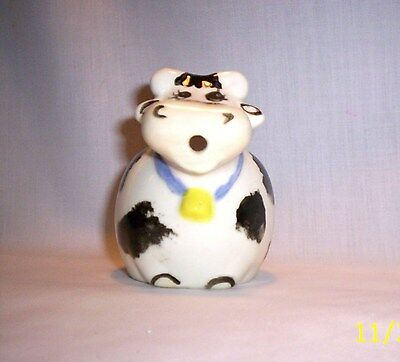 Cow E94 20.248  Ceramic Cow Creamer / Pitcher