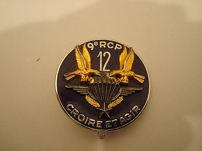 French Army Airborne  Badge