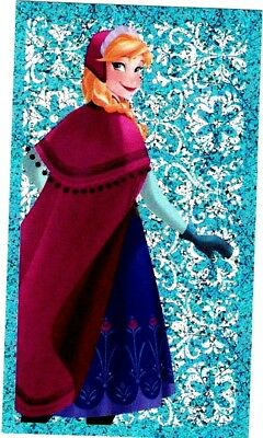 Panini Disney Frozen Sticker  #10 Shiny!  Hard To Find!
