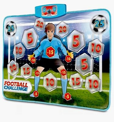 Football Challenge The Electronic Shooting Game - Multi-Colour Free Post📦