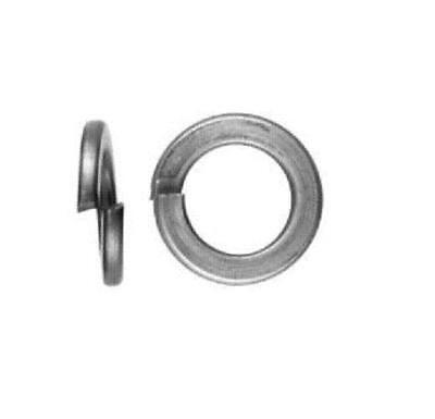 Spring ring 6 , 7, 8, 10mm galvanized , DIN 127 , Spring washer, Washers