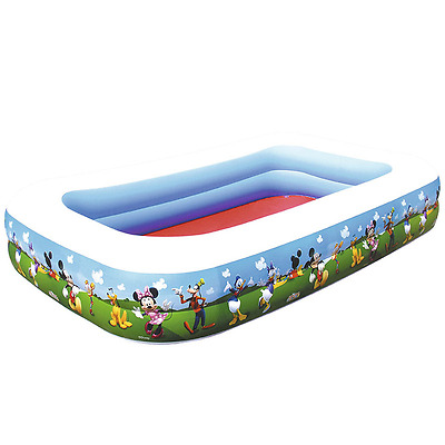 Piscine Gonflable Mickey