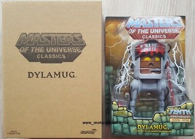 DYLAMUG Collector´s Choice WAVE 2 Super7 Masters of the Universe MOTU CLASSICS