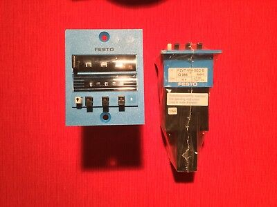 FESTO Pneumatic Long Delay Timer PZVT-999-SEC-B