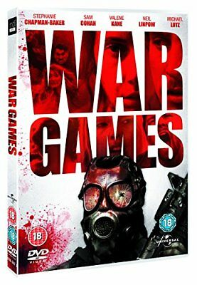War Games [DVD][Region 2]